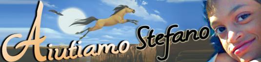 Aiutiamo Stefano Graceffa