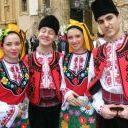 Tempio d'oro al gruppo della Bulgaria