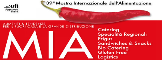 Fiera MIA Rimini - Mostra Internazionale dell'Alimentazione