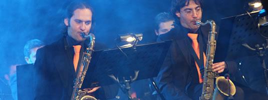 L'Orchestra Made in Sicily chiude la sagra del Mandorlo in fiore 2009