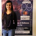 Roberta Sammito di Agrigento, candidata Miss Beach 2009