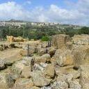 Uno dei telamoni del Tempio di Giove