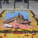 Infiorata di Noto, Montellagro presente con l'opera del pittore Ignazio Marrella