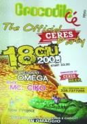 Crocodile C'è Official Ceres Party