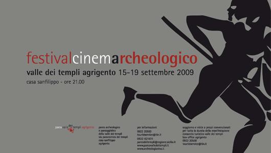 festival cinema archeologico