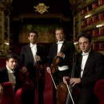 quartetto archi scala