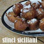 Sfinci siciliane con le patate