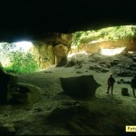 Un giorno da speleologo a Sant'Angelo Muxaro